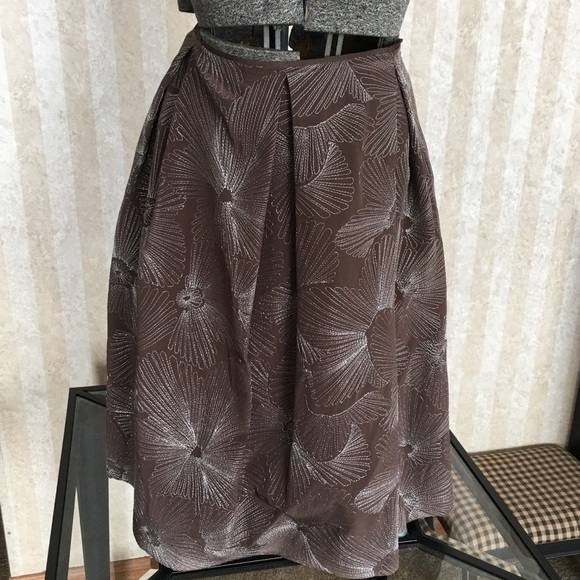 Talbots Dresses & Skirts - Talbots Silk Skirt.